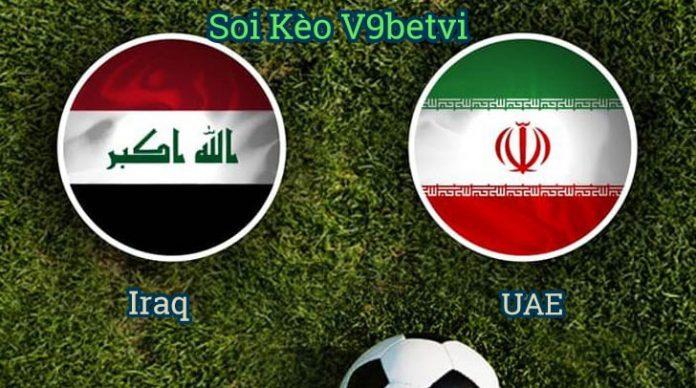 Soi kèo UAE vs Iraq 29/11 - Bảng A vòng loại Cup Vùng Vịnh