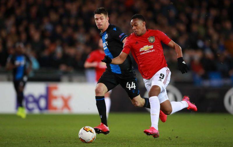 Nhận định, soi kèo Man Utd vs Club Brugge – 28/02/2020
