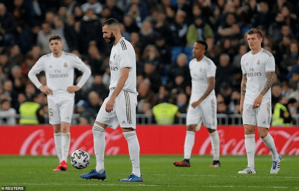 Nhận định, soi kèo Osasuna vs Real Madrid ngày 9/2/2020