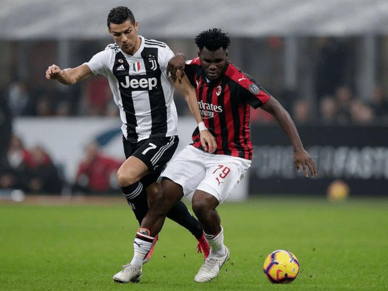 Nhận định, soi kèo AC Milan vs Juventus ngày 14/02/2020