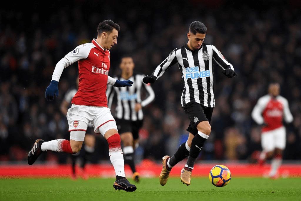 Nhận định, soi kèo Arsenal vs Newcastle ngày 16/02/2020