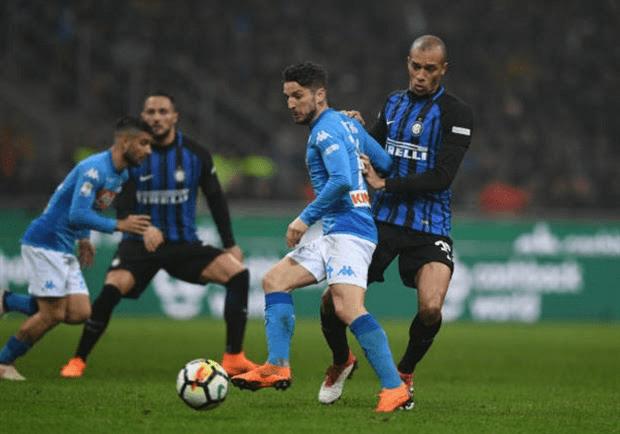 Nhận định, soi kèo Inter Milan vs Napoli ngày 13/02/2020