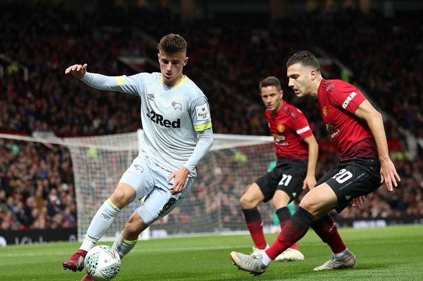 Nhận định, soi kèo Derby County vs Man Utd – 06/03/2020