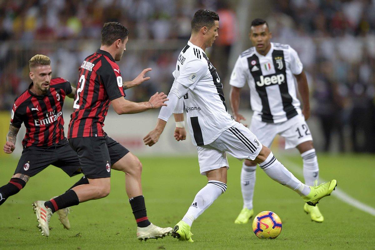 Nhận định, soi kèo Juventus vs AC Milan – 05/03/2020