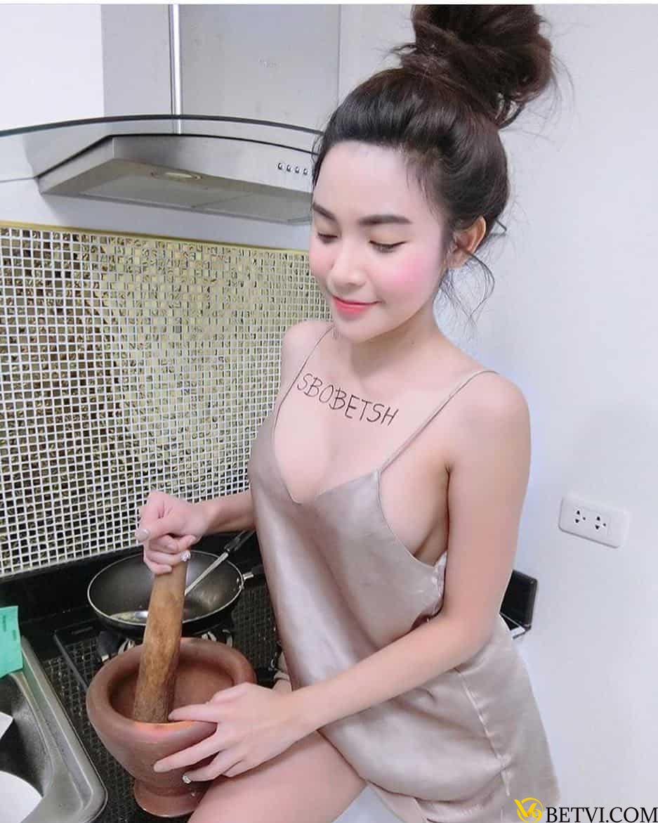 [HOT] Tổng hợp hình ảnh gái xinh mặc bikini siêu mỏng ngọt nước