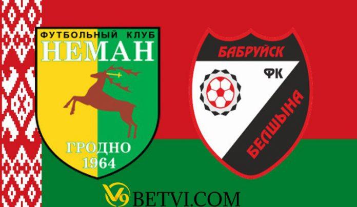 Nhận định, soi kèo Neman Grodno vs Belshina Bobruisk – 10/04/2020