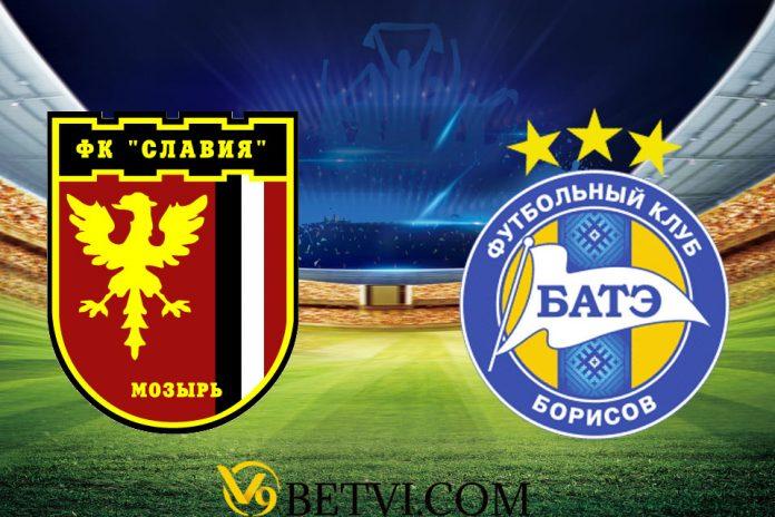 Nhận định, soi kèo Slavia Mozyr vs BATE Borisov – 08/04/2020